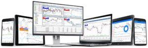 La plataforma de trading