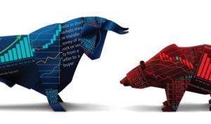 Invertir a la baja, osos y toros