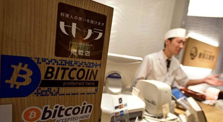 Bitcoin en Japón