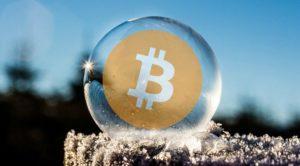 Bitcoin no será una burbuja financiera